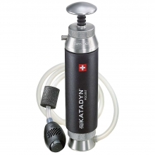 Pocket Water Filter with Carbon Cartridge by Katadyn