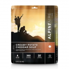 AlpineAire Creamy Potato Cheddar Soup by Katadyn