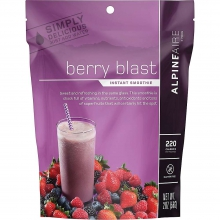 AlpineAire Berry Blast Smoothie by Katadyn