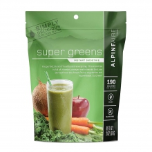AlpineAire Super Greens Smoothie