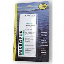 Micropur Tablets - 20 Pack 20 PACK by Katadyn in Ashburn Va