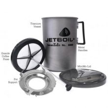 Javastein Titanium French Press - Limited Edition - Closeout by Jetboil