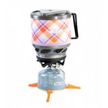 - MiniMo Stove System - Yama Purple Plaid by Jetboil