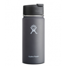 - 16oz Wide Mouth w/ Flip Lid by Hydro Flask