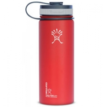 18 oz Wide Mouth Vacuum Insulated Stainless Steel Water Bottle by Hydro Flask