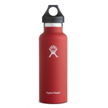 - 18 oz Standard Mouth - White by Hydro Flask