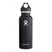 - 18 oz Standard Mouth - White by Hydro Flask