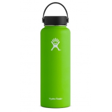 - 40 oz Wide Mouth - White by Hydro Flask in Aiea HI