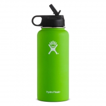32oz Wide Mouth Insulated Bottle with Straw Lid by Hydro Flask in Vail CO