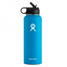 Hydroflask Wide Mouth 40oz w/ Straw Lid in Fairbanks, AK