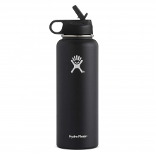 40oz Wide Mouth Insulated Bottle with Straw Lid in Fairbanks, AK