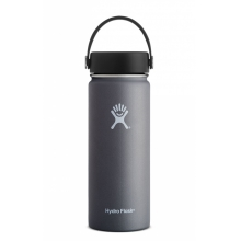 18 oz Wide Mouth W/Flex Cap by Hydro Flask in Virginia Beach VA