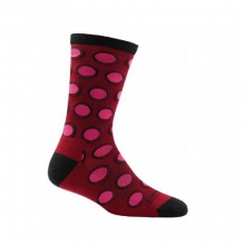 Women's Hula Hoop Crew Light Cushion Socks in State College, PA