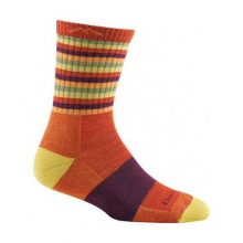 Womens Micro Crew Cushion Socks