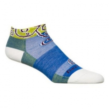Women's Spiral No Show Ultralight Socks in Golden, CO