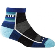 Women's 1/4 Fast Back Socks by Darn Tough