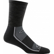 Men's Gym Sock Solid Crew Light Cushion by Darn Tough