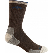 Men's Hiker Micro Crew Sock Cushion by Darn Tough in Great Falls Mt