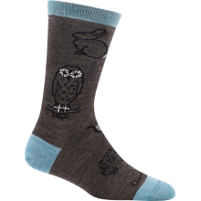 Women's Woodland Creatures Crew Light