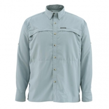 Stone Cold Long Sleeve Fishing Shirt Closeout Sale - HERON,S by Platte River Fly Shop