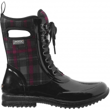Women's Sidney Plaid Boot by BOGS