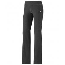 - W Ultimate Slim Leg Pants - Dark Grey by Adidas