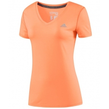 - W Ultimate S/S V-Neck by Adidas