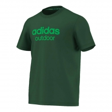 Men's EDO Logo Linear Tee by Adidas