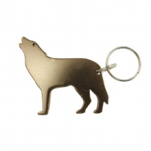 Howling Wolf Bottle Opener Keychain in State College, PA