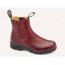 Women's 1442 Burgandy Rub Boots by Blundstone