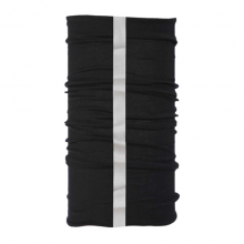 Reflective Buff, Black, OS