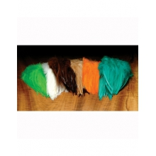 Strung Chineese 5-7 Saddle Hackle by Hareline Dubbin