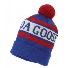 Knit-In `CG Logo` Toque Pom Hat by Canada Goose