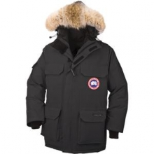 Expedition Parka Men's, Graphite, M by Canada Goose