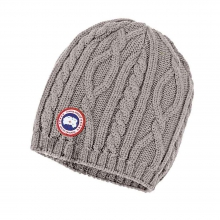 - Ladies Merino Cable Beanie by Canada Goose