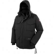 Men's Constable Fusion Fit Parka by Canada Goose
