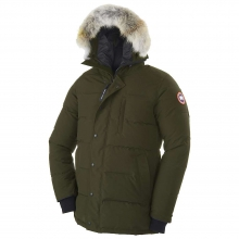 Carson Parka Mens (Black) by Canada Goose