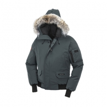 Mens Chilliwack Bomber - New Slate XL by Canada Goose