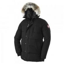 Carson Parka Men's, Black, 3XL by Canada Goose