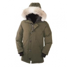 Chateau Parka Men's, Military Green, 2XL by Canada Goose