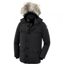 Banff Parka Men's, Black, L by Canada Goose