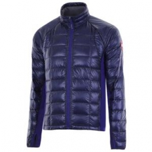 Hybridge Lite Down Jacket Men's, Spirit/Pacific Blue, L by Canada Goose
