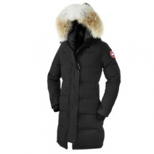 Shelburne Down Parka Women's, Black, L by Canada Goose