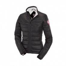 Hybridge Lite Jacket Women's Black Large by Canada Goose