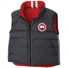 Baby Reversible Cub Vest by Canada Goose