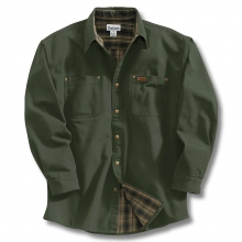 Men's Classic Canvas Shirt Jac