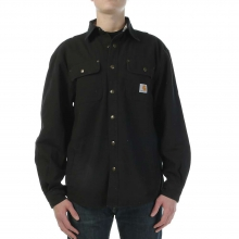 Men's Weathered Canvas Shirt Jac by Carhartt