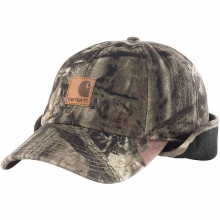 Men's Camo Ear Flap Cap by Carhartt