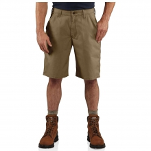 Men's Iconic Canvas Work Short by Carhartt