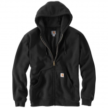Men's Rain Defender Rutland Thermal Lined Hooded Zip Front Sw by Carhartt
